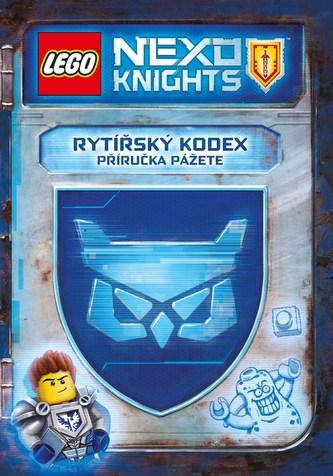LEGO® NEXO KNIGHTS™ Rytířský kodex - Linda Perina