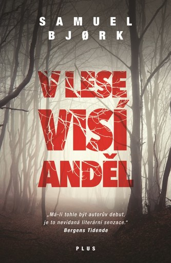 V lese visí anděl (brož.) - Samuel Bjork