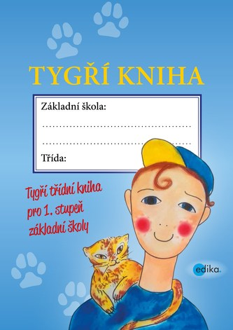Tygří kniha - Kamila Kopsová, Petr Kops