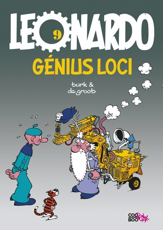 Leonardo 9 – Génius loci - Bob de Groot