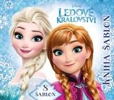 Ledové království Kniha šablon