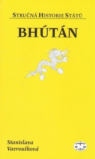 Bhútán - Stanislava Vavroušková