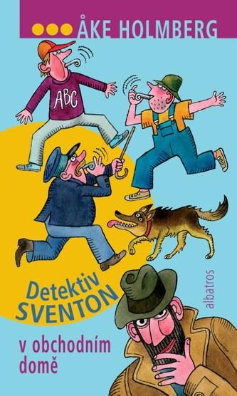 Detektiv Sventon v obchodním domě