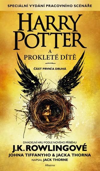 Harry Potter a prokleté dítě - J. K. Rowling
