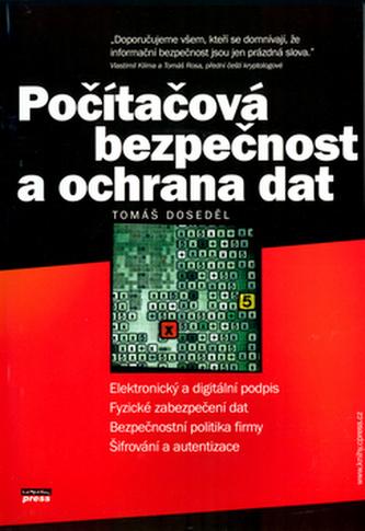 Počítačová bezpečnost a ochrana dat