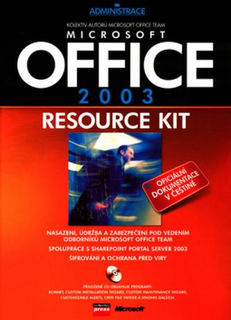 Microsoft Office 2003 Resource Kit
