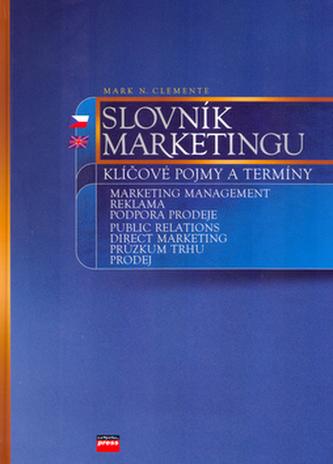 Slovník marketingu