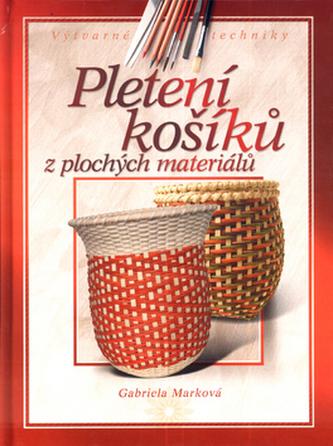 Pletení košíků z plochých materiálů