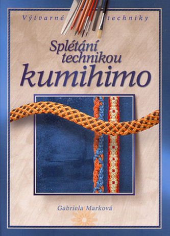 Splétání technikou Kumihimo