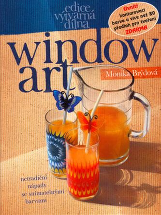 Window Art - netradiční nápady se snímatelnými barvami