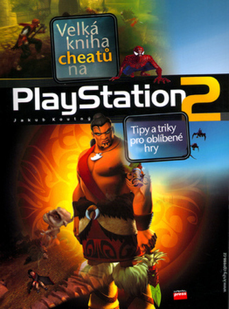 Velká kniha cheatů na Playstation2