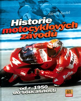 Historie motocyklových závodů