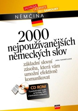 2000 nejpoužívanějších německých slov