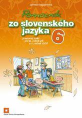 Pomocník zo slovenského jazyka 6 (Pracovný zošit)
