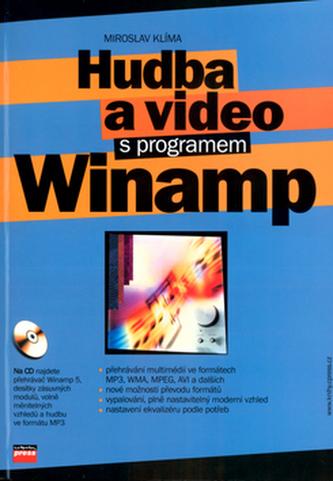 Hudba a video s programem Winamp