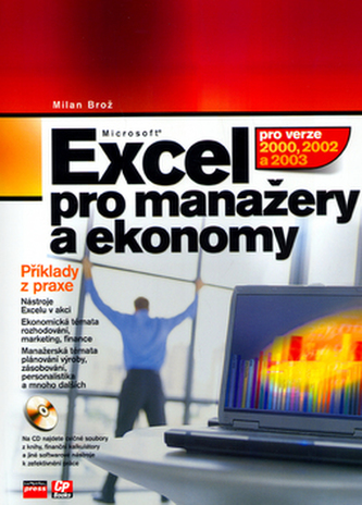 Microsoft Excel pro manažery a ekonomy