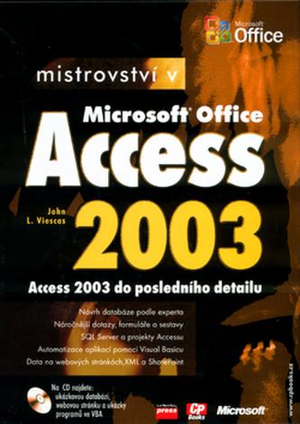 Mistrovství v Microsoft Office Access 2003
