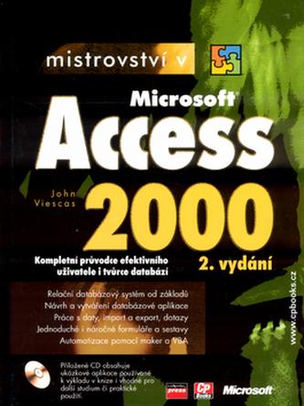 Mistrovství v Microsoft Access 2000
