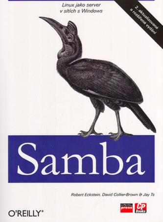 Samba Linux jako server v sítích s Windows