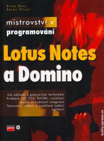 Mistrovství v programování Lotus Notes a Domino