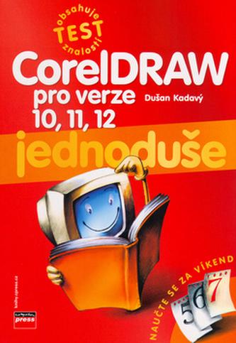 CorelDRAW jednoduše pro verze 10,11,12