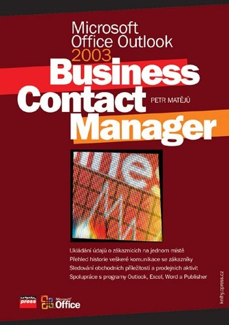 Microsoft Office Outlook 2003 Business Contact Manager