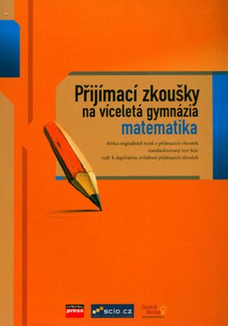 Přijímací zkoušky na víceletá gymnázia – matematika