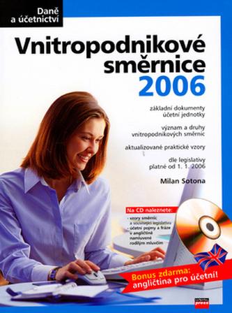 Vnitropodnikové směrnice 2006
