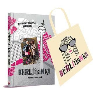 Berlíňanka - Stylový průvodce Berlínem + taška