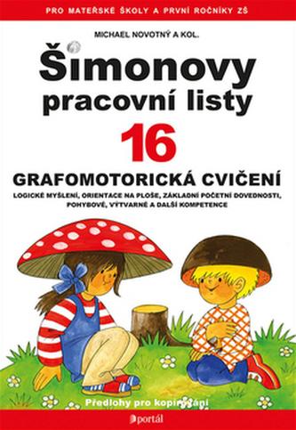 Šimonovy pracovní listy 16 - Michael Novotný