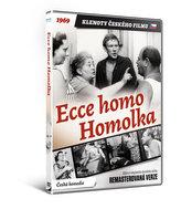 Ecce homo Homolka - DVD