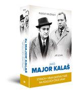 Kolekce 3x Major Kalaš (3 DVD): Strach, Vrah skrývá tvář, Na kolejích čeká vrah