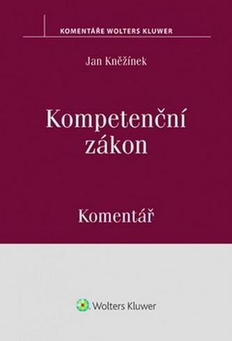 Kompetenční zákon Komentář