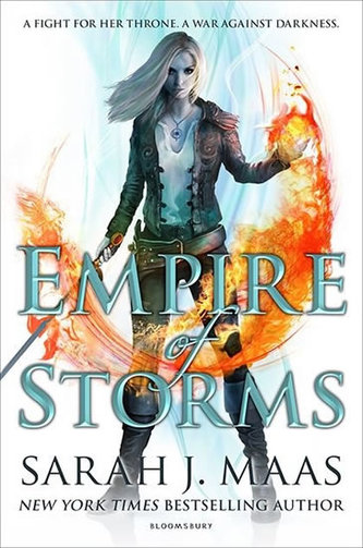 Empire of Storms - Maasová Sarah J.