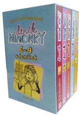 Deník mimoňky - BOX 6–9 + deníček