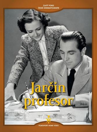 Jarčin profesor - DVD (digipack) - neuveden