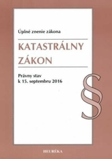Katastrálny zákon. Úzz, 2016