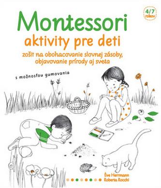 Montessori – aktivity pre deti - autor neuvedený