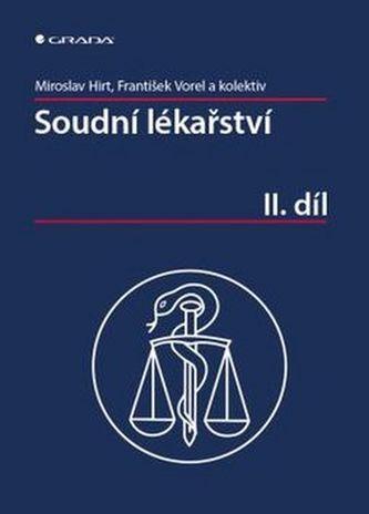 Soudní lékařství II. díl