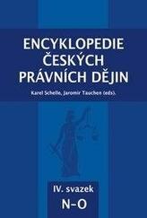 Encyklopedie českých právních dějin, IV. svazek N-O