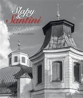 Slapy & Santini - Barokní kostel sv Petra a Pavla