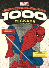 Marvel: Spider-man v 1000 tečkách