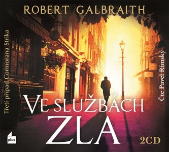 Ve službách zla (audiokniha) - Robert Galbraith