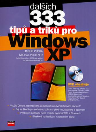 Dalších 333 tipů a triků pro Windows XP