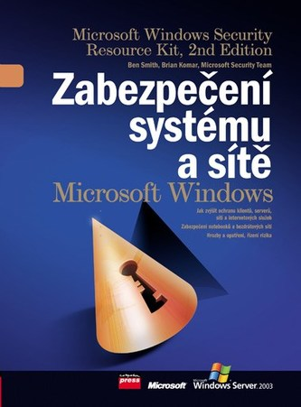 Zabezpečení systému a sítě Microsoft Windows