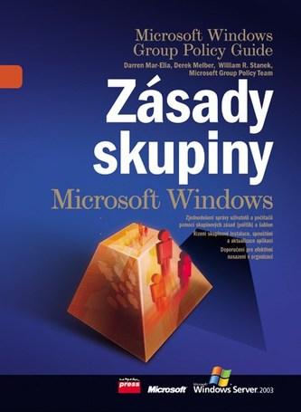 Zásady skupiny Microsoft Windows