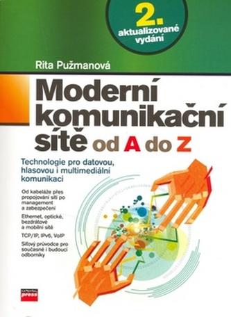 Moderní komunikační sítě od A do Z, 2. aktualizované vydání