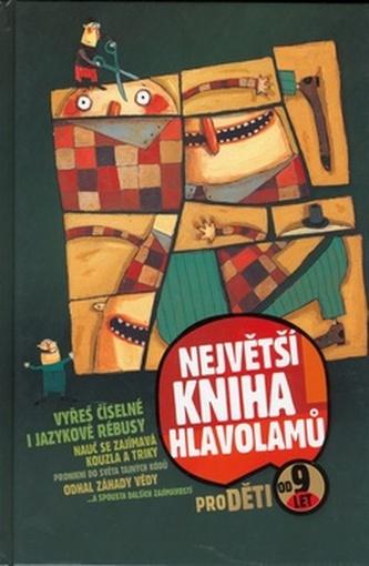 Největší kniha hlavolamů