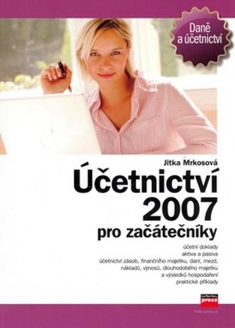 Účetnictví 2007