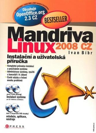Mandriva Linux 2008 CZ + 4 DVD
